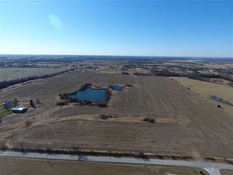 20 Acres Development Lot 3 : Harrisonville : Cass County : Missouri