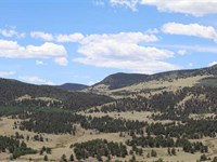 Sleeping Elk Ranch : Guffey : Park County : Colorado
