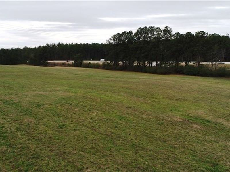 West Union, Pasture, Hwy Frontage : West Union : Oconee County : South Carolina