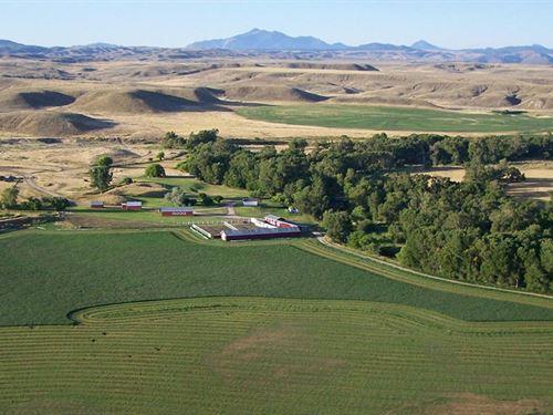 Nunn Ranch : Douglas : Converse County : Wyoming
