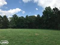 Mini Farm And Homesite, 10.09 Acres : Belton : Greenville County : South Carolina