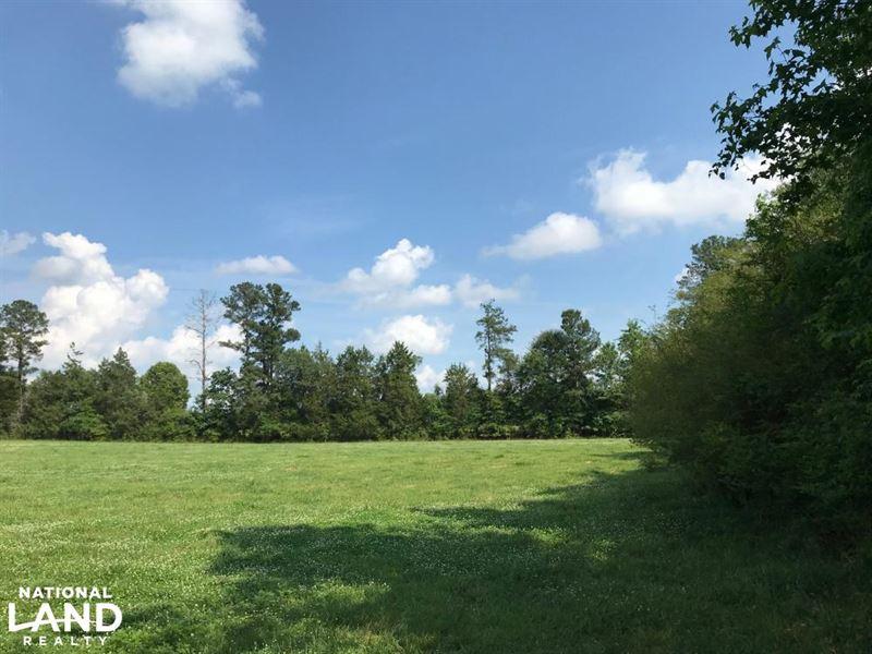 Mini Farm And Homesite, 10.23 Acres : Belton : Greenville County : South Carolina