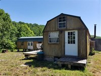 12 Acres And 2 Tiny Homes on South : Willow Springs : Texas County : Missouri
