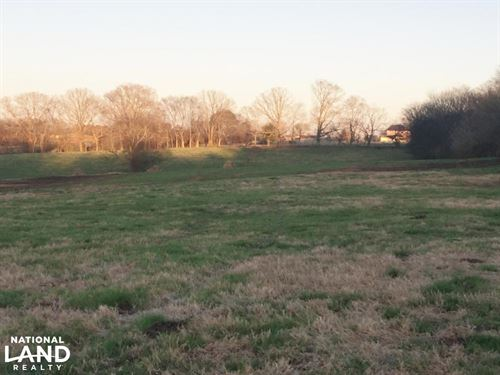 Muscle Shoals Farm And Homesite : Muscle Shoals : Colbert County : Alabama