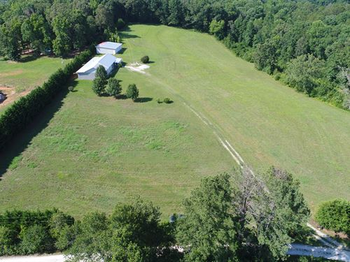 Pasture, Living Space, Hardwoods : Wesminter : Oconee County : South Carolina