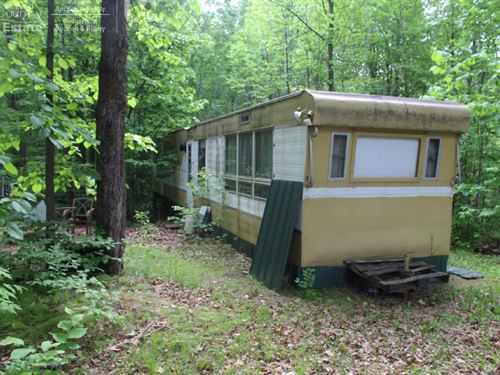 Hunting Camp For Sale : Lublin : Taylor County : Wisconsin