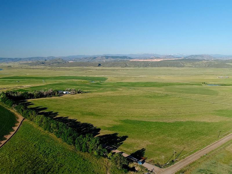 Buckeye Ranch : Wellington : Larimer County : Colorado