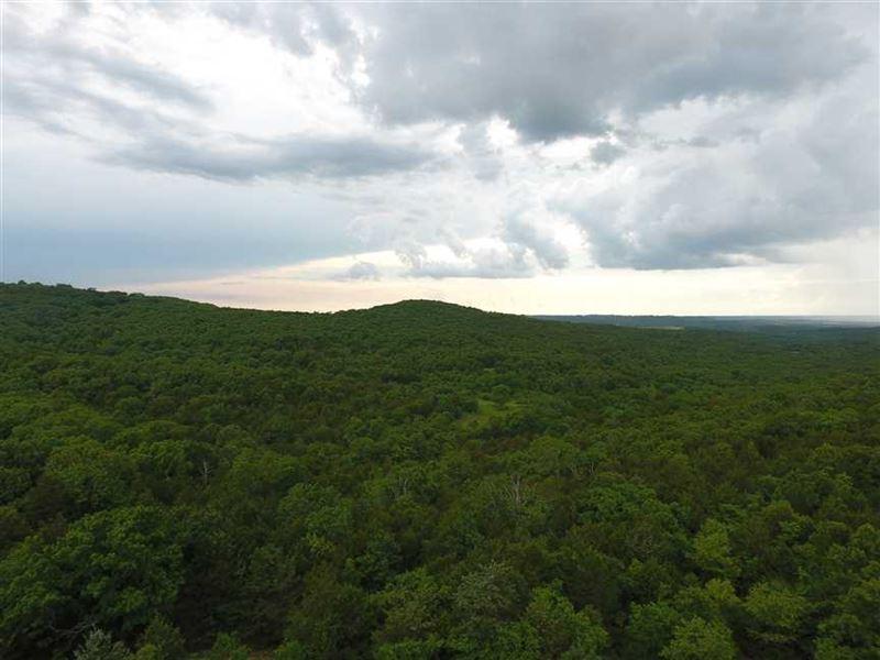 1075-Acre Development/Recreational : Kirbyville : Taney County : Missouri