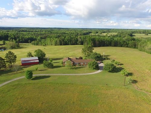 Farming Estate : Anderson : South Carolina