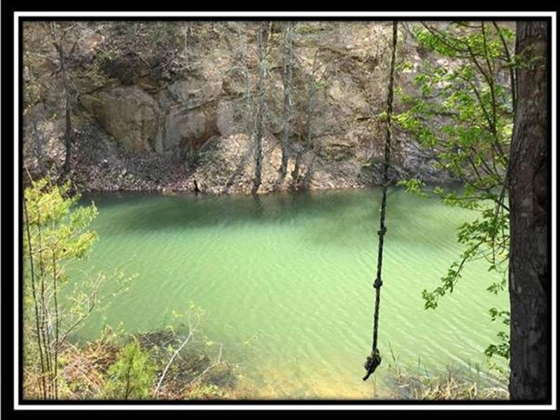 133 Picturesque Acres, Large Pond : Ironton : Lawrence County : Ohio