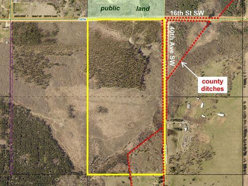 Cass, Pine River, 1383029, E2ne : Backus : Cass County : Minnesota