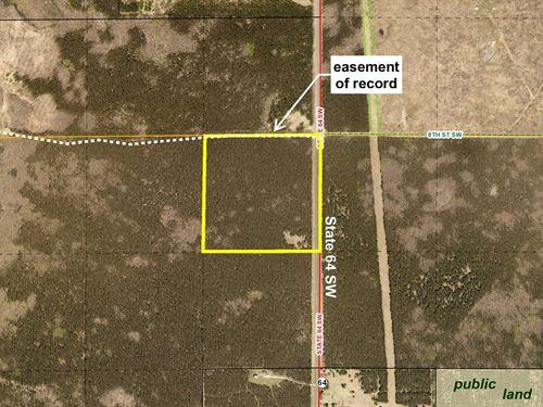 Cass, McKinley, 1383215, Nene : Backus : Cass County : Minnesota