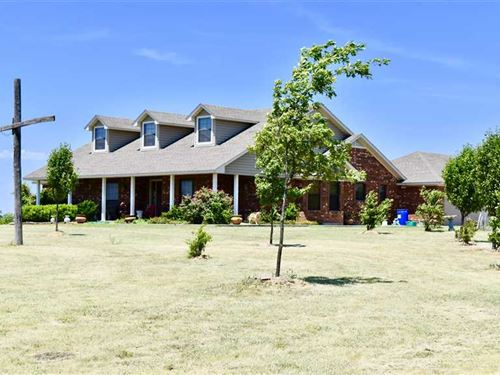 9190 County Road 341, Muenster, Te : Muenster : Cooke County : Texas