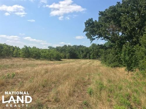 Oak Spring Ranch, Rolling, Timber : Eustace : Van Zandt County : Texas