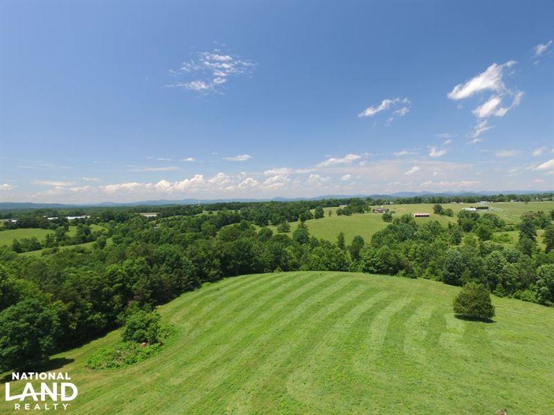 Grassy Ridge Farm : Taylorsville : Alexander County : North Carolina