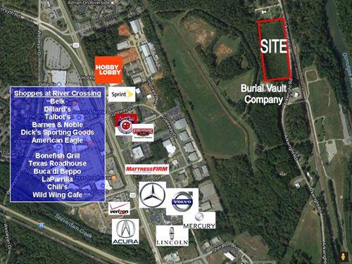 Office, Retail, Storage, Wholesale : Macon : Bibb County : Georgia