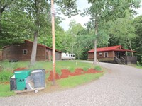 Hunterdon Rd - 5 Acres : Glouster : Athens County : Ohio