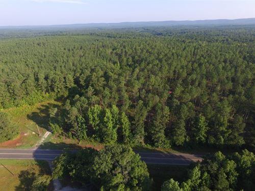 Cheap Harris County Land : Shiloh : Harris County : Georgia