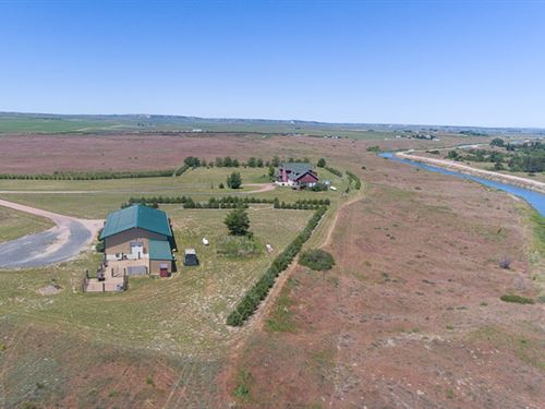 Lingle Horse Acreage : Lingle : Goshen County : Wyoming