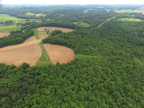 Sr 668 - 48 Acres : Junction City : Perry County : Ohio