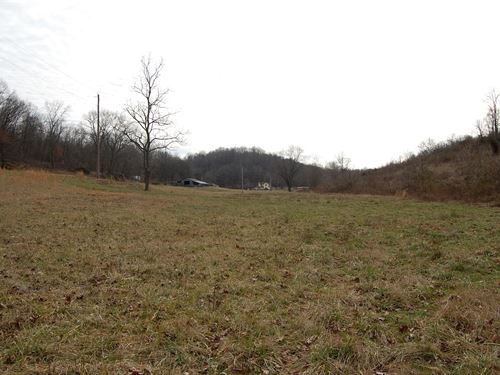 Africa Rd, 47 Acres : Bidwell : Gallia County : Ohio
