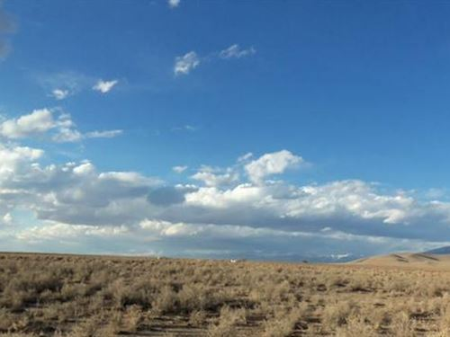 Five Lovely Acres Near Fort Garland : Fort Garland : Costilla County : Colorado