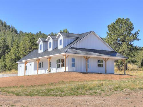Barbie & Ken Ranch : Silver Cliff : Custer County : Colorado