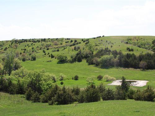 Knox County Pasture : Niobrara : Knox County : Nebraska