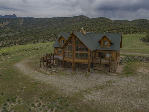 Stone Quarry Lodge : Parachute : Garfield County : Colorado