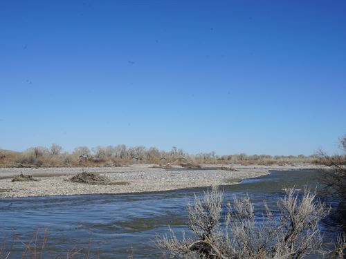 Wind River South Acreage : Kinnear : Fremont County : Wyoming