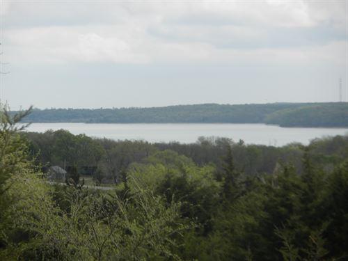 Clinton Lake Bluff Split : Lawrence : Douglas County : Kansas