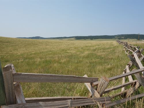 Rock Point Ranch : Hermosa : Custer County : South Dakota