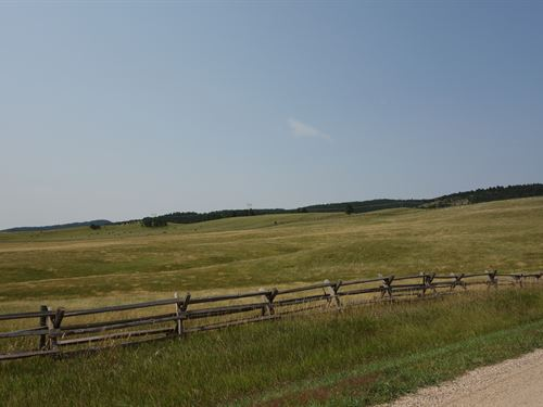 Prairie Hill Ranch : Hermosa : Custer County : South Dakota