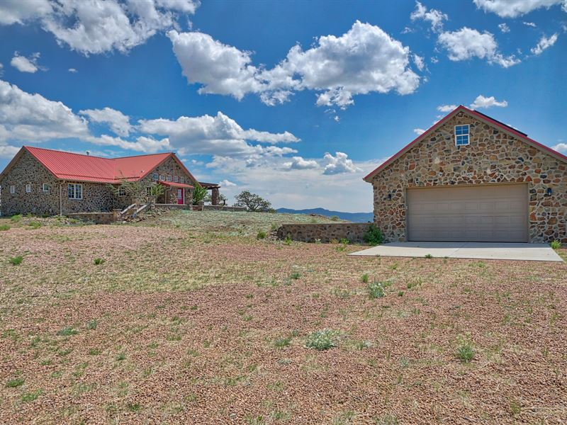 Stone House Ranch At Eleven Mile : Lake George : Park County : Colorado