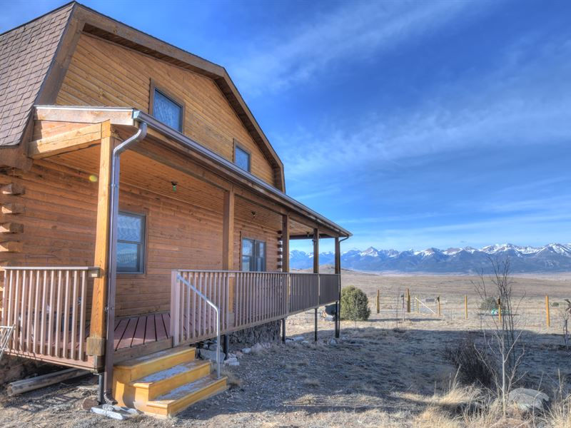 Antelope Run Ranch : Westcliffe : Custer County : Colorado