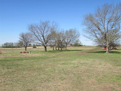 Rainwater Farm : Morris : Okmulgee County : Oklahoma