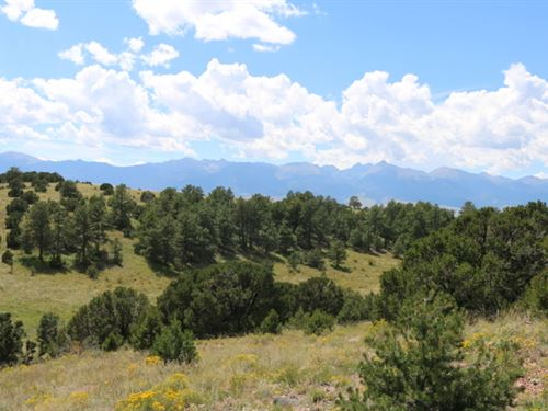 Lapin Creek Ranch : Westcliffe : Custer County : Colorado