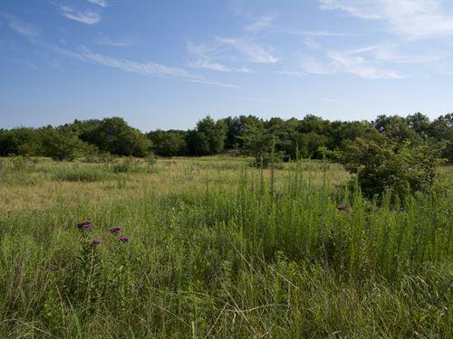 Central Kansas Wildlife Tract : Canton : McPherson County : Kansas