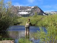Trappers Lake Lodge & Resort : Meeker : Garfield County : Colorado