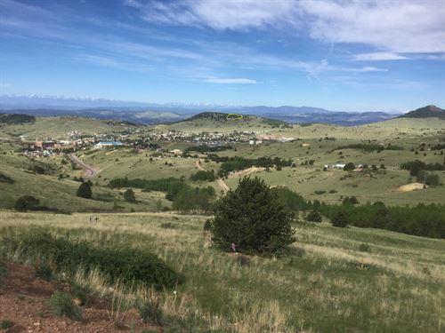 Cripple Creek, Co Mountaintop Build : Cripple Creek : Teller County : Colorado