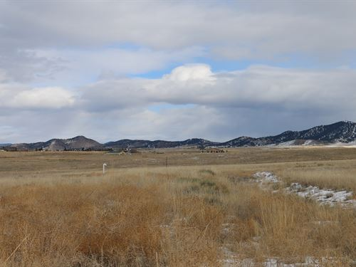 Prairie View Ranch : Silver Cliff : Custer County : Colorado