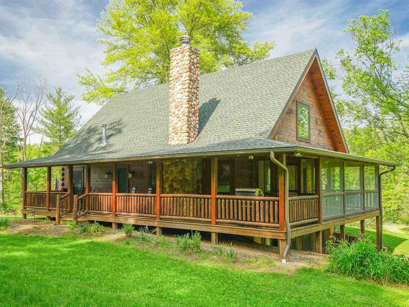 Wilson Rd, 65 Acres : Butler : Richland County : Ohio
