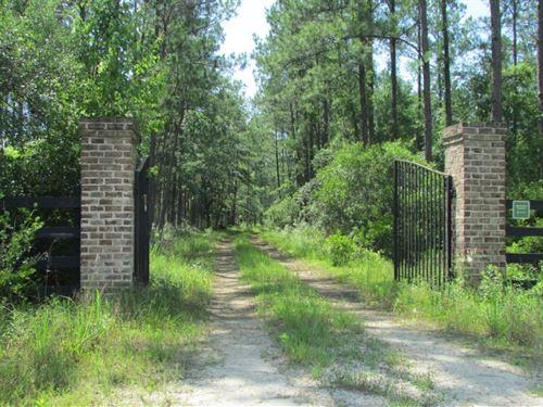 French Quarter Creek Tract : Charleston : Berkeley County : South Carolina