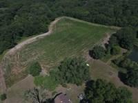 73 Acre Hunting Farm With Great Fa : Marshall : Saline County : Missouri