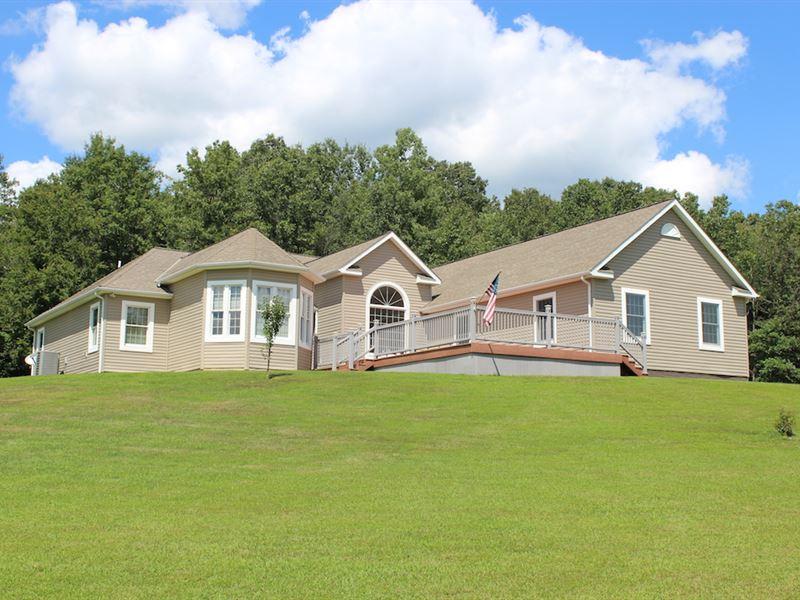 Hall & Davis - 26 Acres : Thurman : Jackson County : Ohio