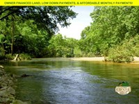 Large Riverfront Property : Houston : Texas County : Missouri