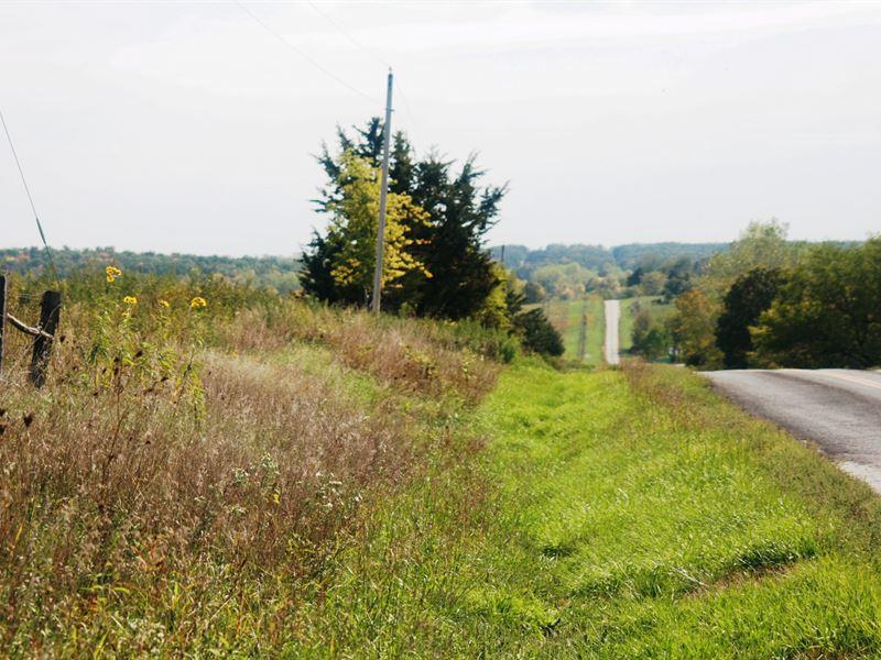 240 Acres Hwy Hh Linn County : New Boston : Linn County : Missouri