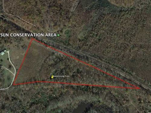 10.5 Acres For Sale in Butler Coun : Poplar Bluff : Butler County : Missouri