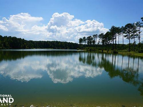Eagle Lake : Dadeville : Tallapoosa County : Alabama