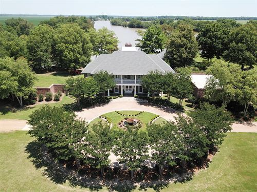 Cypress Point Plantation : Yazoo City : Yazoo County : Mississippi